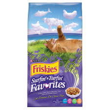 """פריסקיז מעדני החתול (סגול) 1.43 ק""""ג"""