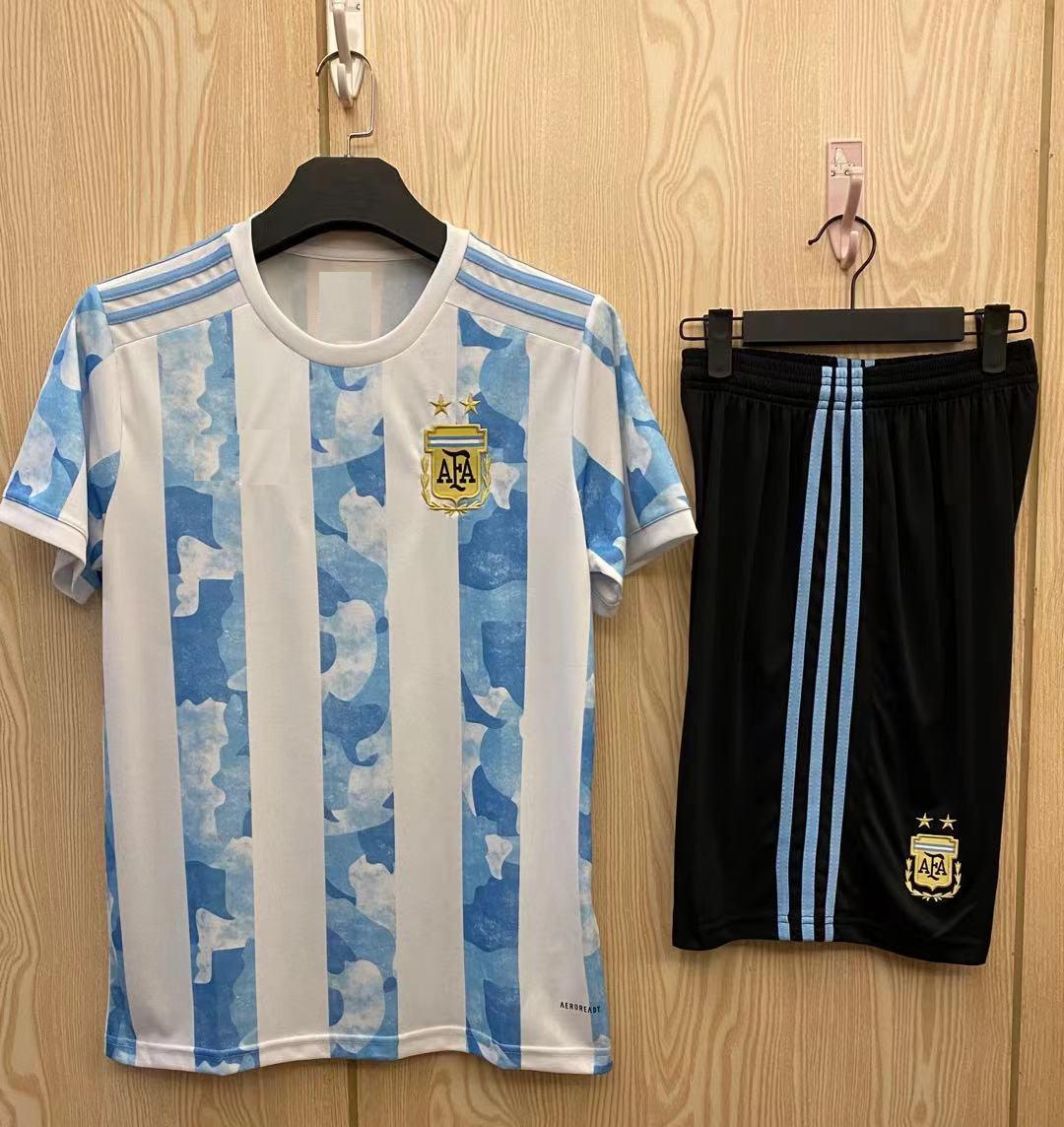 תלבושת נבחרת ארגנטינה ילדים