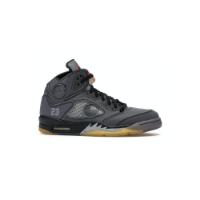 Nike Air Jordan 5 Retro Off-White Black
