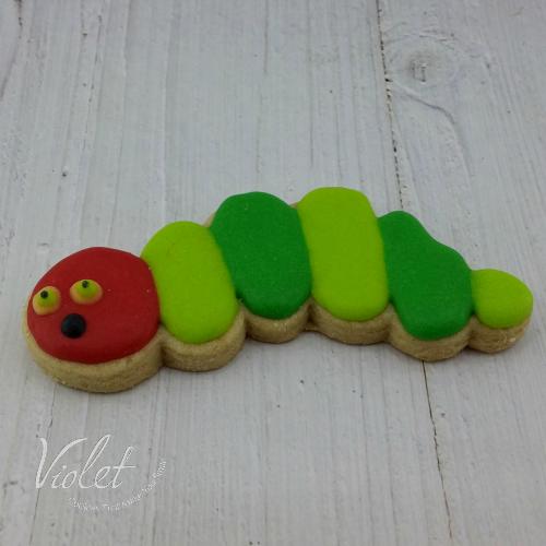 עוגית זחל