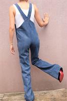 אוברול ג'ינס משנות ה-70 מייד אין יזראל! מידה S