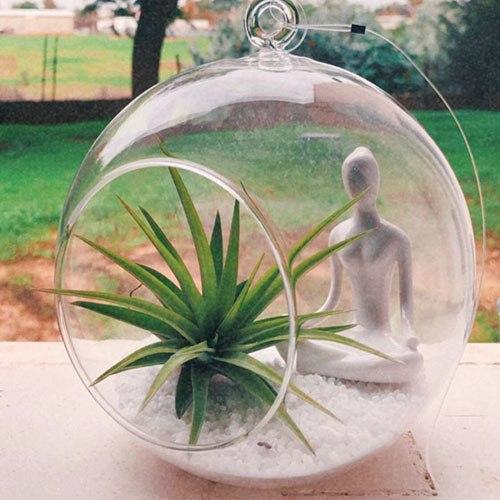 כדור זכוכית ״יוגה״