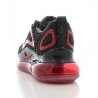 נשים   NIKE MAX 720 BLACK RED