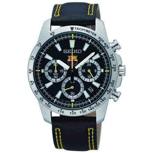 שעון יד אנלוגי סייקו גברים Seiko SSB073P2