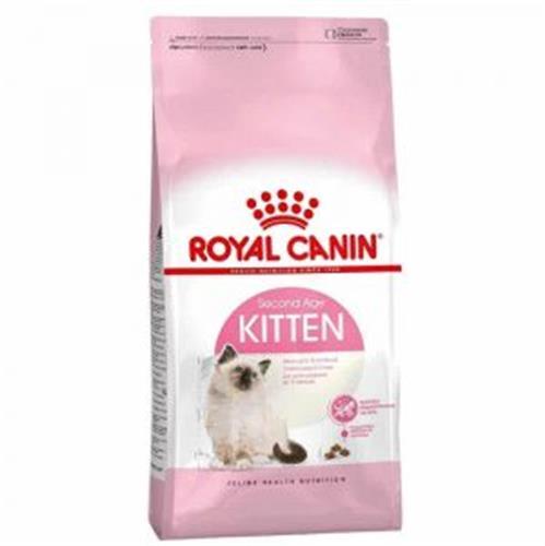 רויאל קנין קיטן 4 קג מזון לגורי חתולים מגיל 4-12 חודשים, מתאים גם לחתולות הרות ומניקות