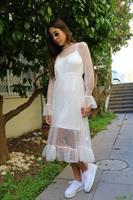 שמלת מידי אליזבת' + קומבניזון
