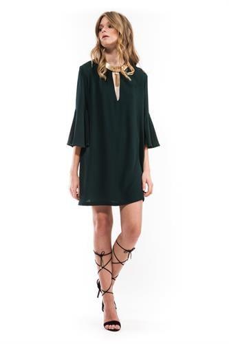 שמלת רנה ירוקה