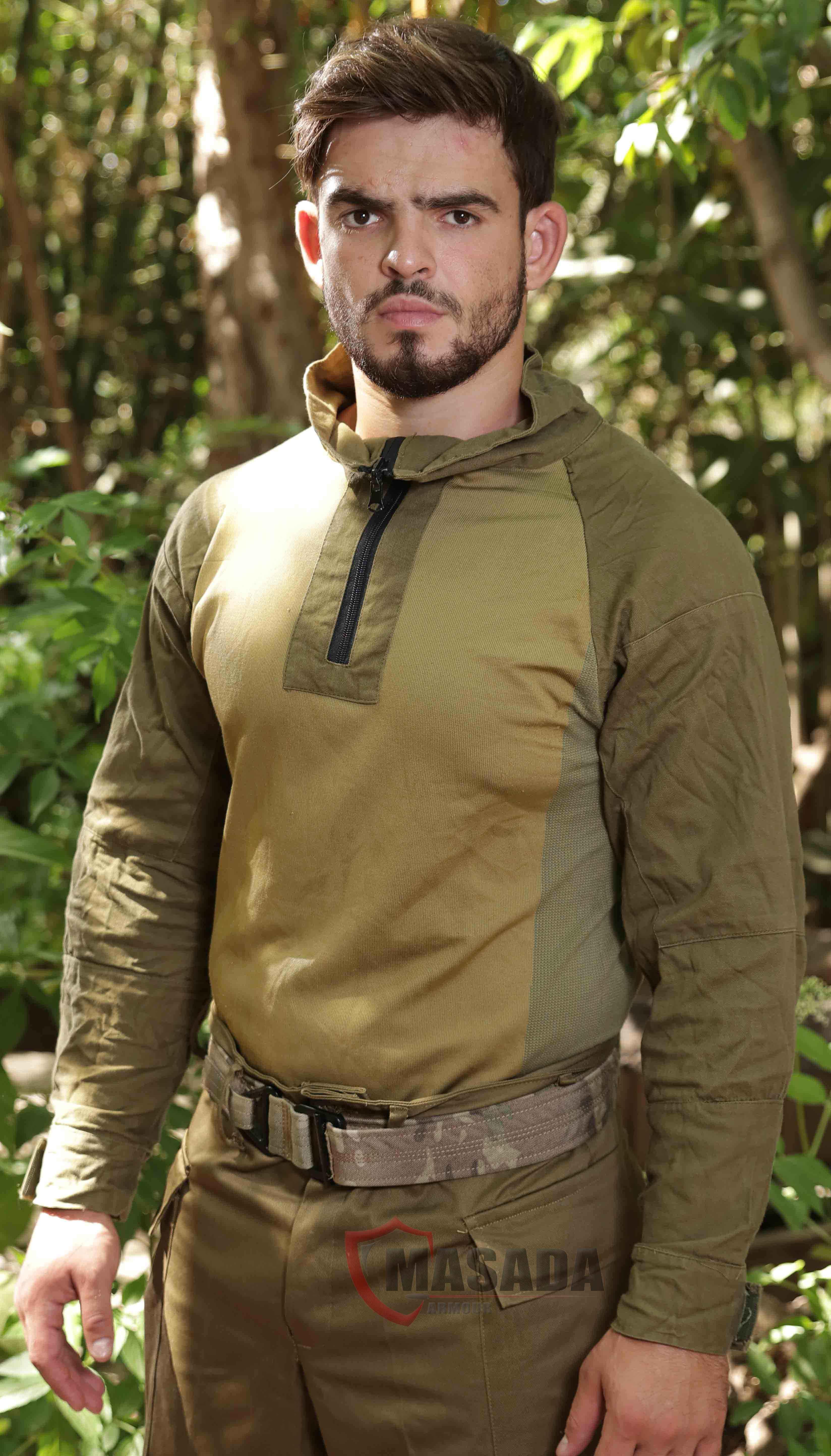 IDF combat shirt