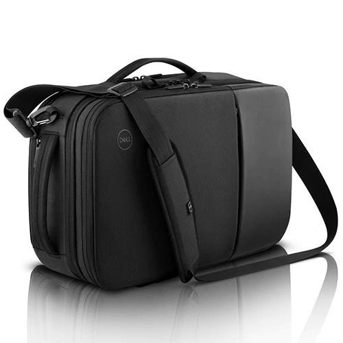 """תיק גב + צד למחשב נייד Dell Pro Hybrid Briefcase Backpack 15"""""""