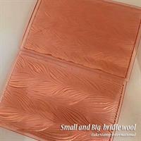 Big Bridle wool texture mat