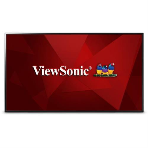 """מסך שילוט מקצועי """"ViewSonic CDE4302 43"""