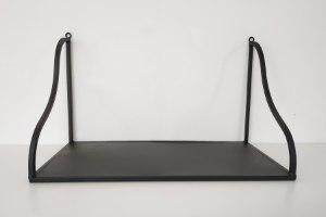 מדף שחור - דגם אלגנט - דוגמא