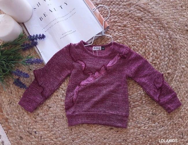 חולצת סריג דגם 35320/4
