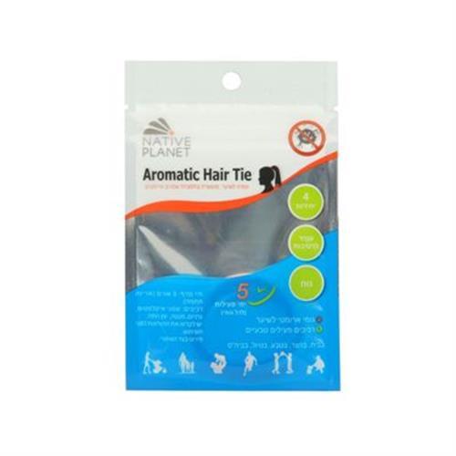 גומיה לשיער דוחה כינים - Aromatic Hair Tie