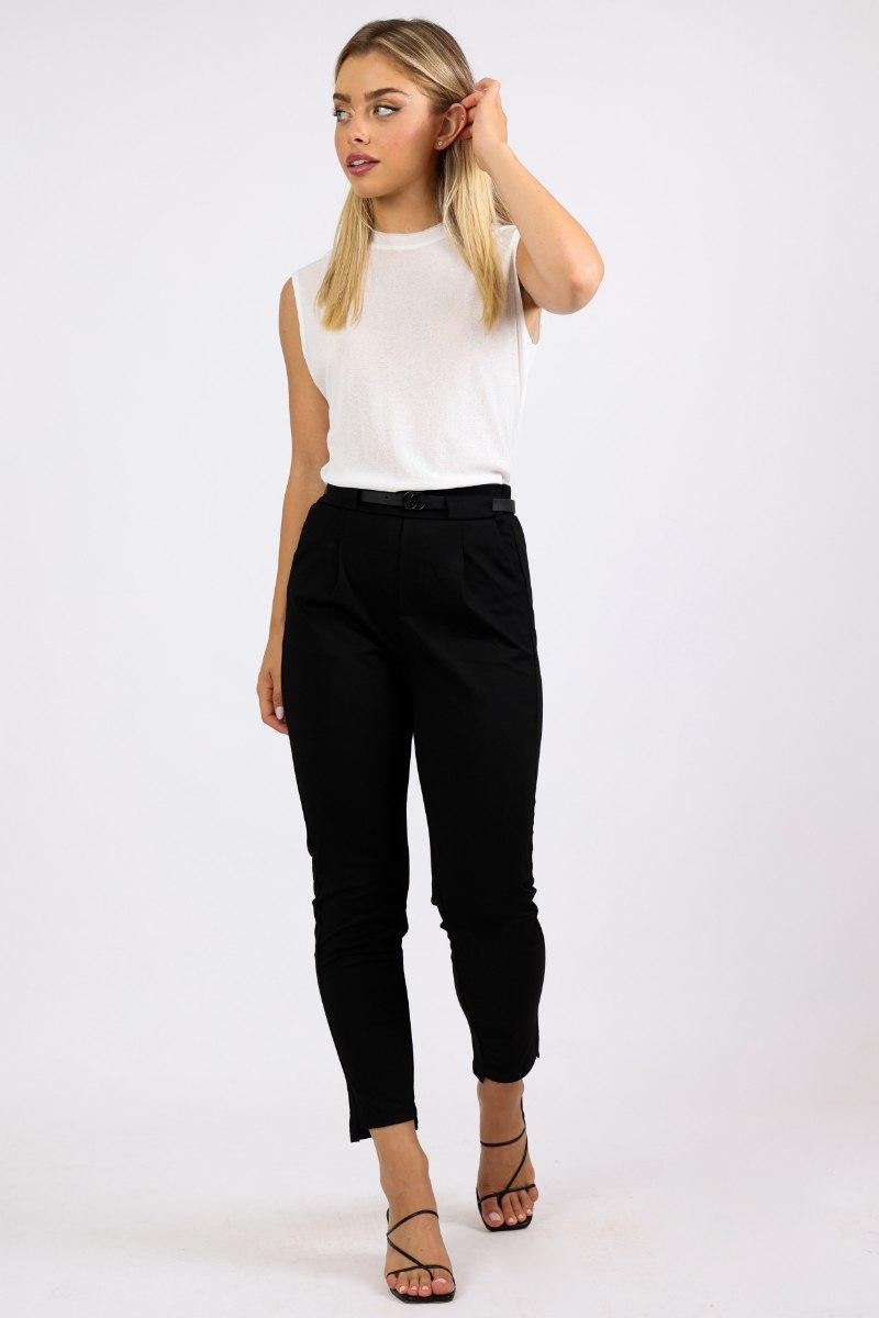 מכנס מוניק שחור