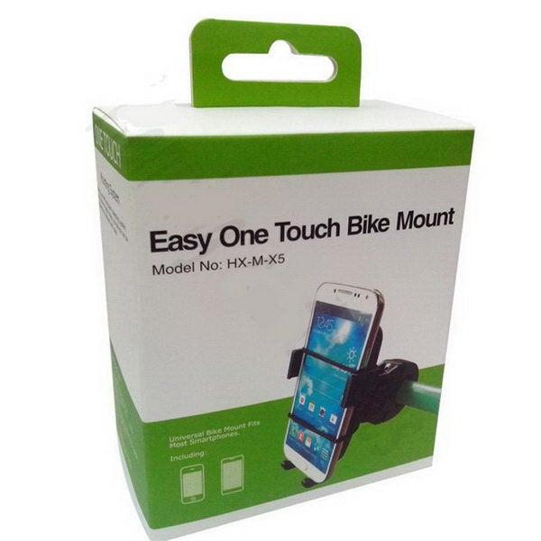 מתקן לטלפון נייד עבור אופניים חשמליים או רגילים