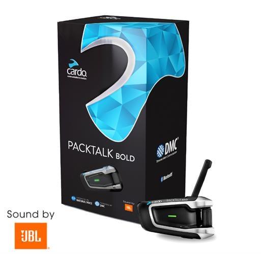 מערכת תקשורת לקסדה Scala Rider PACKTALK BOLD JBL