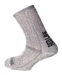 זוג גרביים טרמיים צמר מרינו Thermal Socks MERINO WOOL