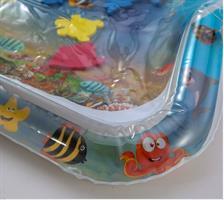 מרחב מתנפח עם מים ודגים לתינוק