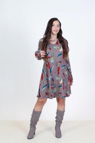שמלת/טוניקת פליז אליס
