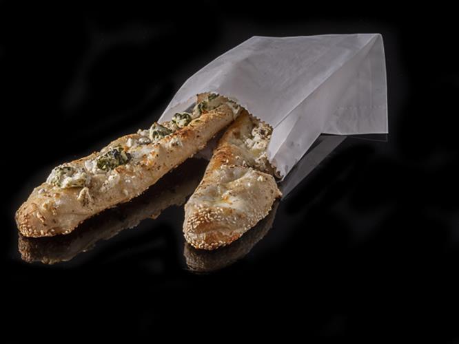 זוג פוקצ'ה גבינות