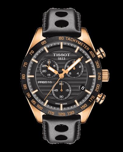 שעון יד אנלוגי גברים TISSOT T100.417.36.051.00