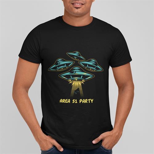 חולצת טי - Area 51 Party