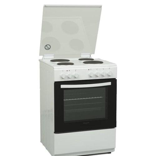 תנור אפיה משולב כיריים חשמליות Normande דגם: KL-6060