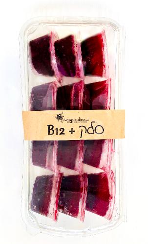 שייק סלק בתוספת ויטמין B12