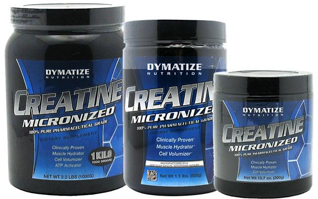 creatine mono  by DymaTize 500g