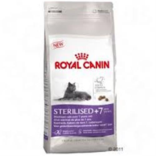 """רויאל קאנין חתול סטרלייזד (7+) 3.5 ק""""ג"""