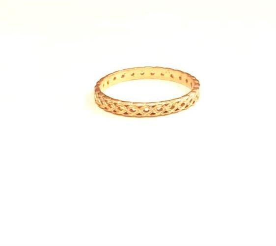 טבעת רשת- גולדפילד