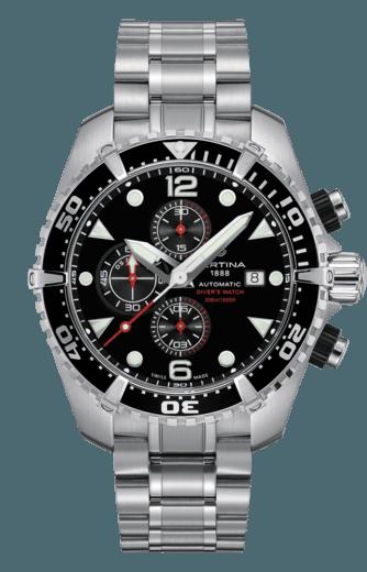 שעון סרטינה דגם C0324271105100 Certina