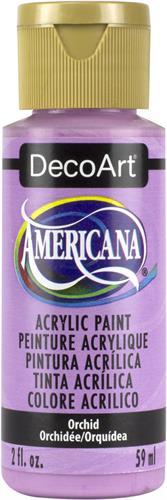 """צבע אמריקנה 59 מ""""ל Orchid  DAO33"""