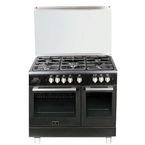 """תנור משולב דו תאי 90 ס""""מ Fratelli Onofri S95D"""
