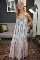 שמלת פלורי מקסי