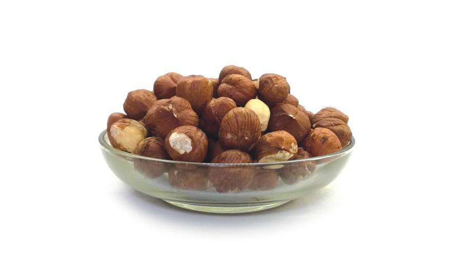 אגוזי לוז טבעי 500 גרם
