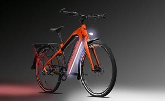 אופני הרים חשמליים SMART MOTION