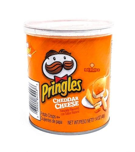 Mini Pringles Cheddar Cheese