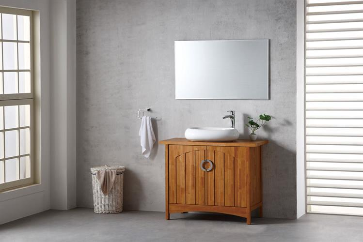 ארון אמבטיה עומד קלאסי דגם ליין LINE
