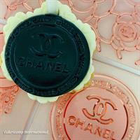 Set Chanel- Flower mat +two stamps