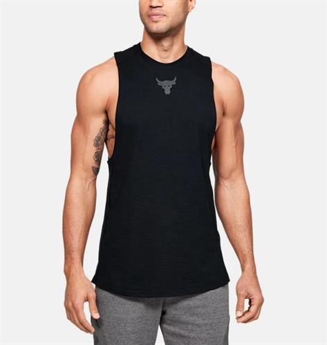גופיית גברים אנדר ארמור צבע שחור דגם 1351523 001