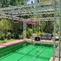 Switch Extreme Pool - מתקן לבריכה ביתית קטנה