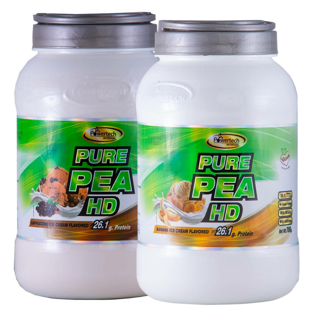 חלבון טבעוני פאורטק (700 גרם)