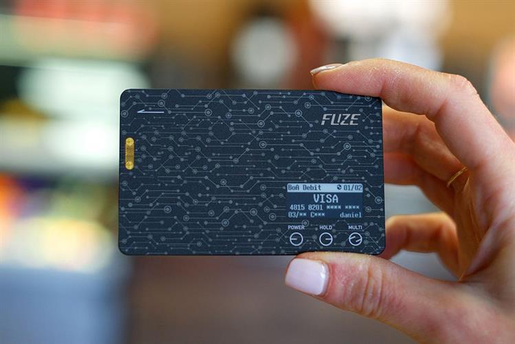 כרטיס FUZE ללא צ'יפ EMV