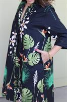 שמלת ניו יורק טרופיקנה