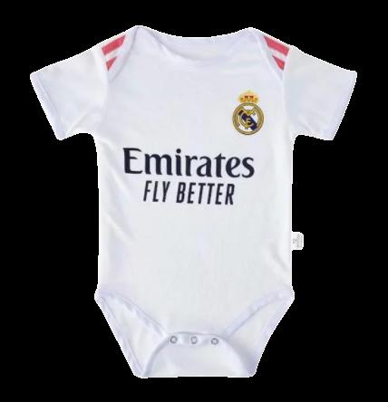 חליפת כדורגל תינוק ריאל מדריד 2021
