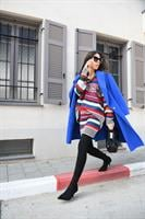 חצאית קלרה סרוגה