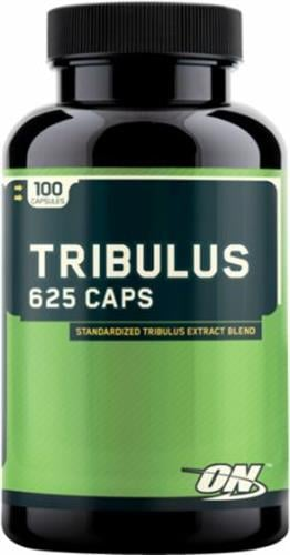 "Optimum Nutrition Tribulus 625 Caps, 100 Caps | טריבולוס 100 קפס' 625מ""ג אופטימום"