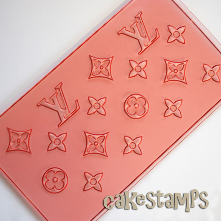 LV  ELEMENTS EMBOSSED TEXTURE SURFACE